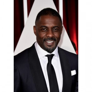 Idris Elba Will Co-Chair the 2016 Met Gala.