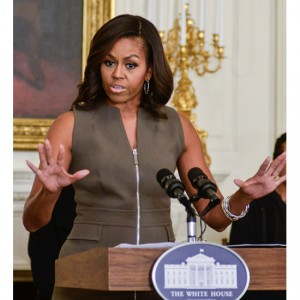 Michelle Obama Unveils New Website To Help Students Attend College.