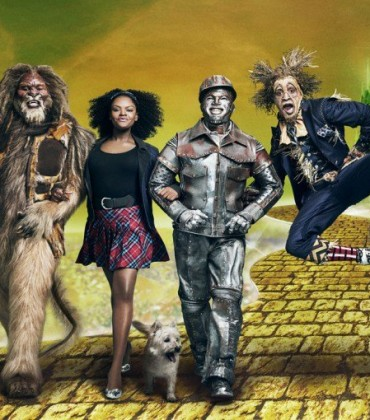 First Look.  NBC Debuts Cast Photos For 'The Wiz LIVE!'