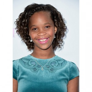 Quvenzhané Wallis Inks 4-Book Deal With Simon & Schuster.