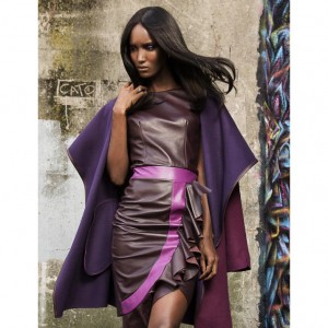 Images.  Fatima Siad by Ron Contarsy.