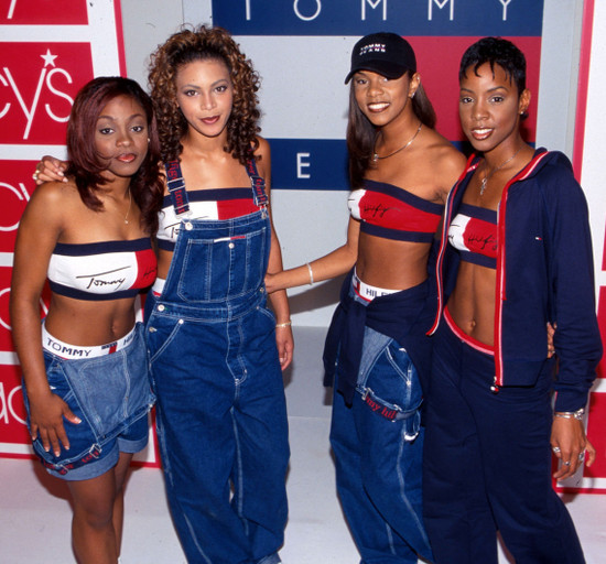 Outdated Trends: Tommy Hilfiger Releases 90's Nostalgia Collection