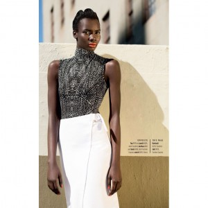 Editorials. Tricia Akello. Balanced Life Magazine. Images by Gareth Van Nelson.