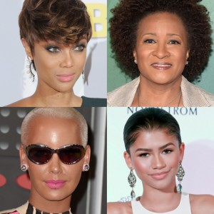 Zendaya, Tyra Banks, Amber Rose, and Wanda Sykes Land Roles on 'Black-ish.'