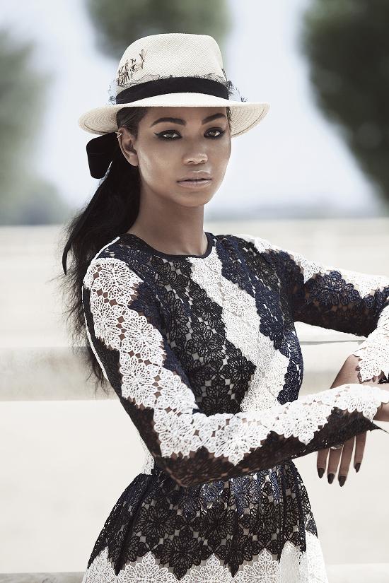 Chanel Iman