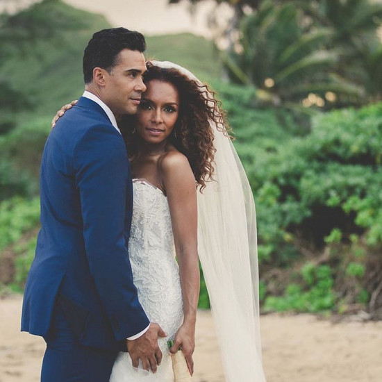 Janet Mock Wedding