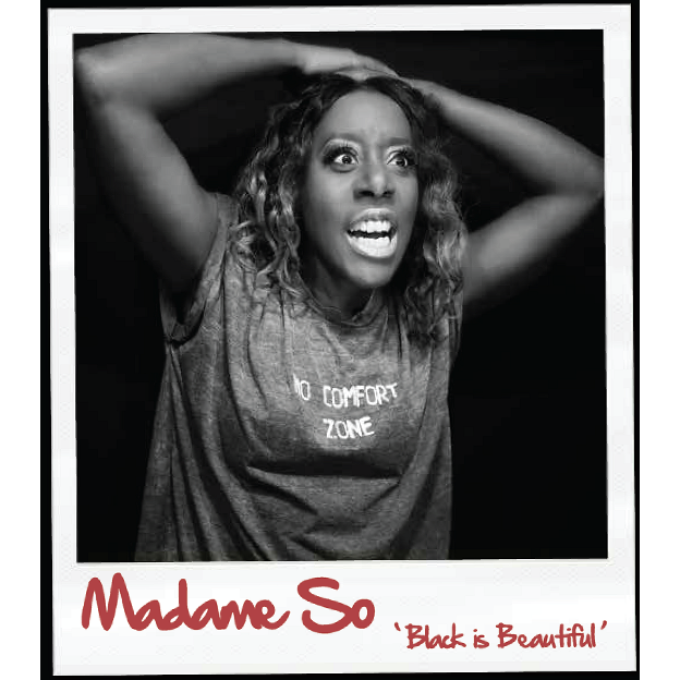 Madame So Black Rockers