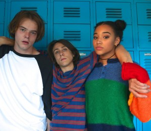 Film. Amandla Stenberg Stars in 'As You Are.' A Teen Drama Set in the 90's.
