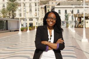 Rita Bosaho Becomes Spain's First Black Female Member of Parliament.