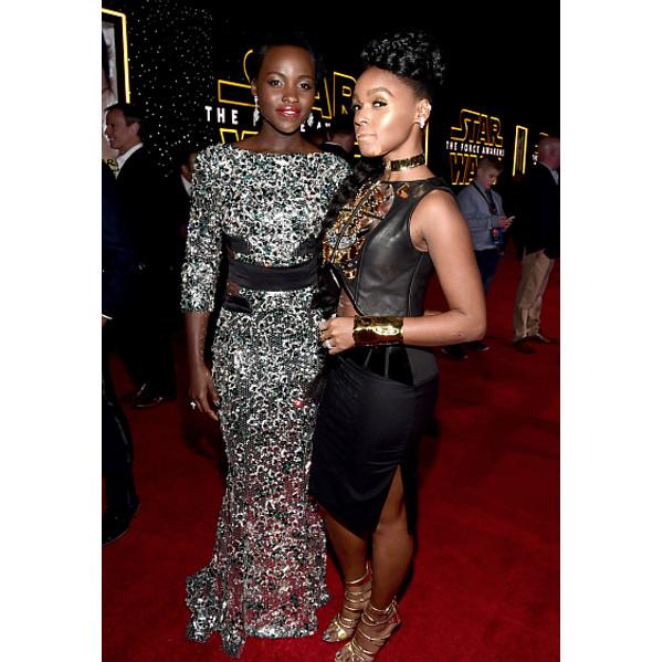 Lupita Nyong'o, Janelle Monae