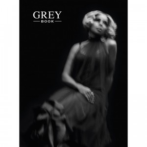 Mary J. Blige Covers Grey Book Volume 1.  Images by Spencer Ostrander.