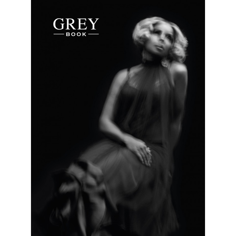 Mary J. Blige Grey Magazine