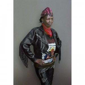 Images.  Paul Shiakallis Captures Botswana's Heavy Metal Queens.