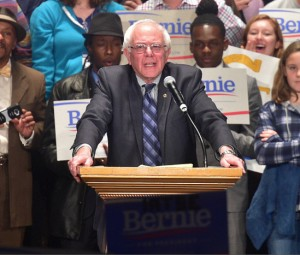 Bernie Sanders Campaign Announces 'Feel the Bern' HBCU Tour.