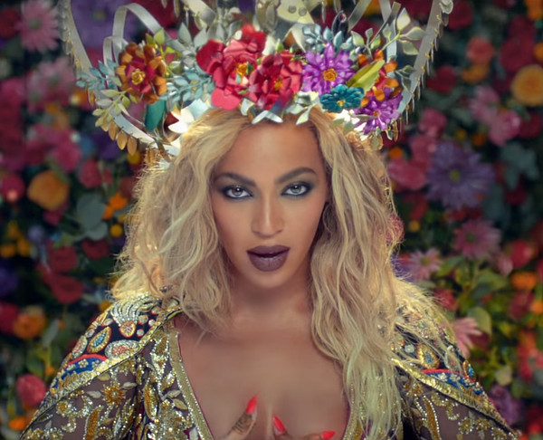 Beyonce Coldplay | SUPERSELECTED - Black Fashion Magazine Black Models ...
