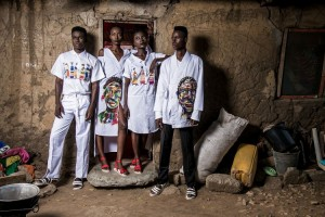 Collections. 'Ashasie3.'  Ghanian Brand Hazza Unveils SS16 Campaign.