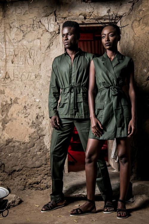 Hazza Ghana Fashion