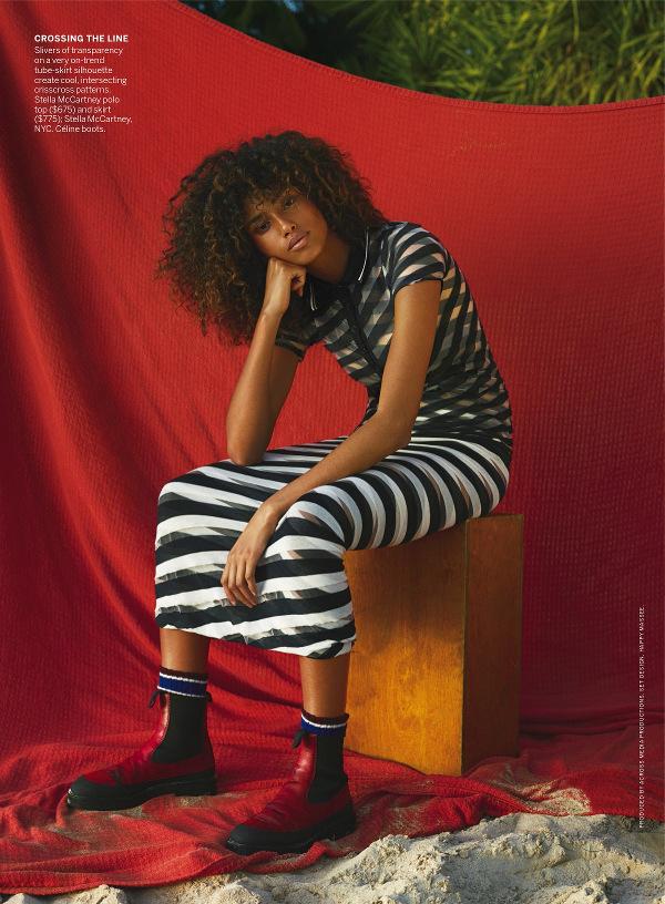 Imaan Hammam Vogue