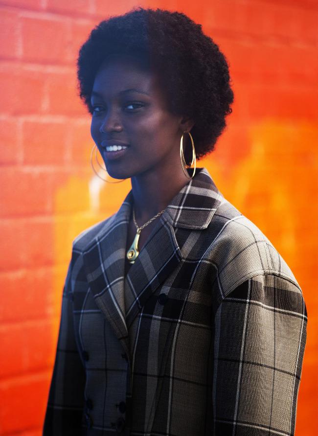 Kai Newman Black Fashion Models