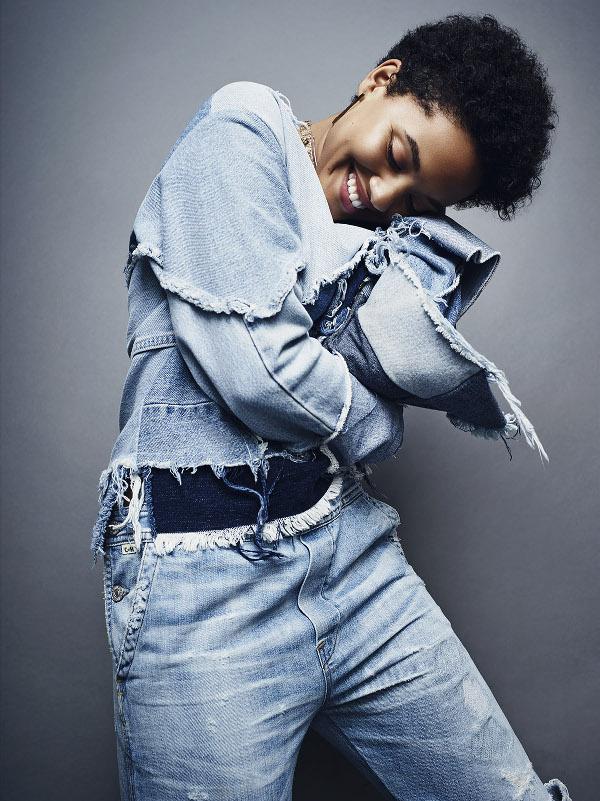 Kiersey Clemons, PHLEMUNS, Black Fashion Designers