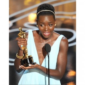 #OscarsSoWhite.  Lupita Nyong'o Speaks Out About 'Unconscious Prejudice'  in Hollywood.