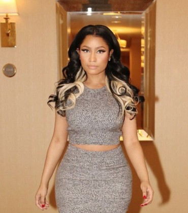 Steal Her Style.  Nicki Minaj Wears alice + olivia.