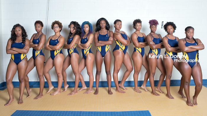 Meet the Women of North Carolina A&T's Lady Aggies Swim ...