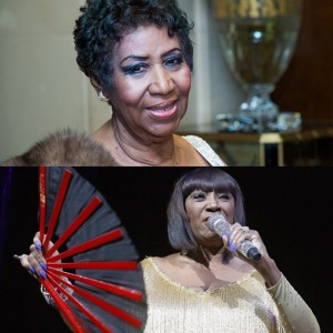 Aretha Franklin to Launch Food Line.  Says 'Patti Gonna Have to Move That Pie.'