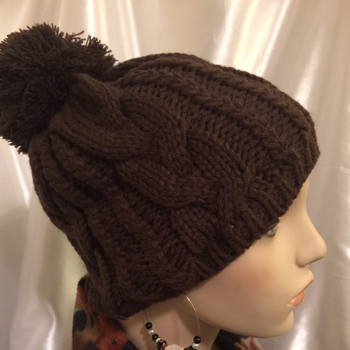 80594e9f576 Shop This. Keep Warm and Protect Your Tresses With Satin-Lined Hats ...