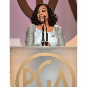 "Shonda Rhimes on Her PGA Award Win: ""I Deserve This.'"