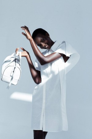 Editorials. Tricia Akello. Glamour South Africa.  Images by Nadia von Scotti.