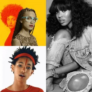 Your Morning Music Mix.  Willow Smith. Esperanza Spalding. Kitty Cash.  And More.
