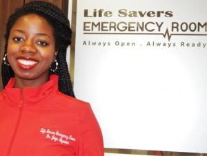 Dr. Foyekemi Ikyaator Opens Stand-Alone Emergency Room in Houston, Texas.