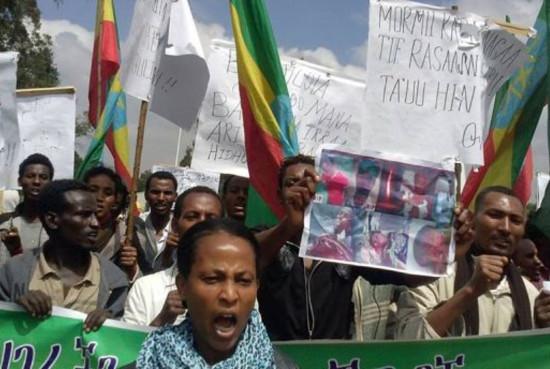 Ethiopian Protests
