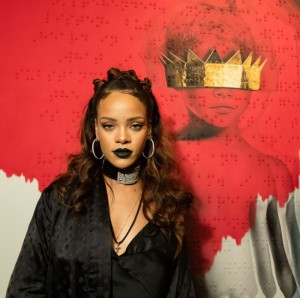 Rihanna's 'ANTI' Album Leaks On TIDAL.