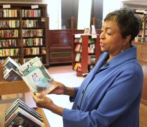 Dr. Carla Hayden Nominated by President Obama to Be First Black Female Librarian of Congress.