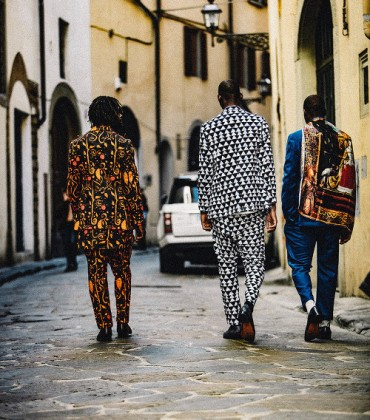 'After Migration.'  Ikiré Jones Hopes to Humanize African Migrants With These Images For Its FW16 Collection.