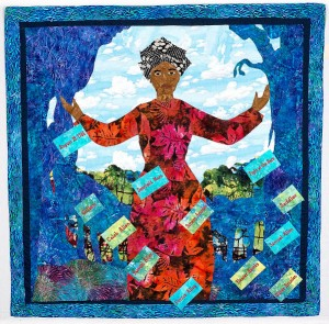 Art. Four Centuries of African American History As Told Through Quilts.