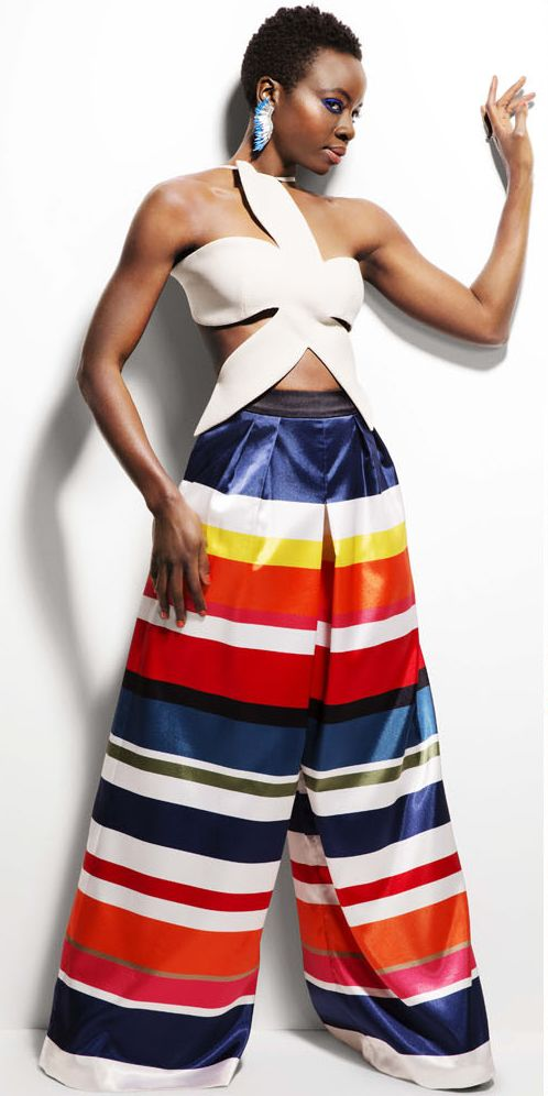 Editorials Danai Gurira For The New York Post Images By