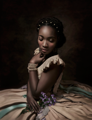 Art. Fabiola Jean-Louis Rewrites History.