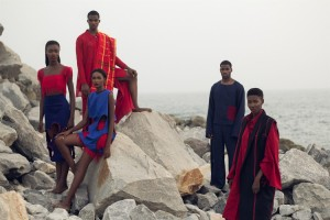 Vogue Italia Celebrates Nigeria's Fashion Stars.