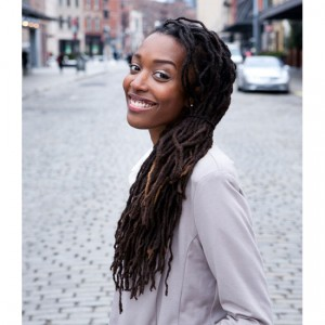 Comedian and Vlogger Franchesca Ramsey Joins 'The Nightly Show.'
