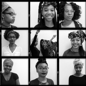 #ItsBiggerThanAHeadWrap.  North Carolina High School Students Protest For Right to Wear Headwraps During Black History Month.