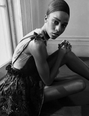Editorials.  Karly Loyce.  Vogue Germany March 2016. Images by Emma Summerton.