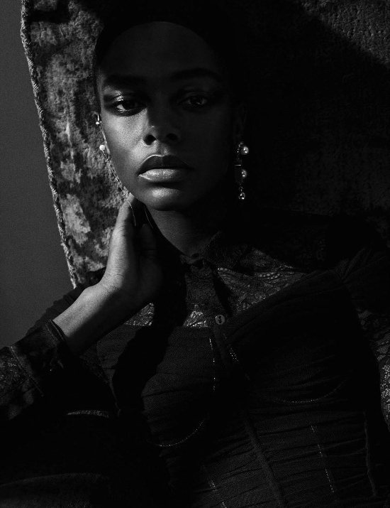 Karly Loyce Vogue Germany