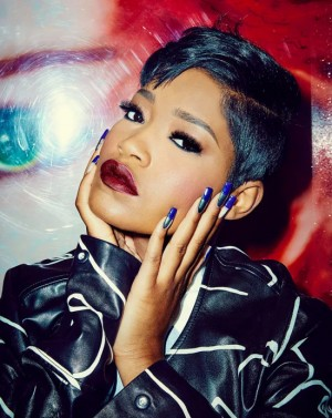 Editorials. Keke Palmer. NYLON Magazine. Images by Meredith Jenks.