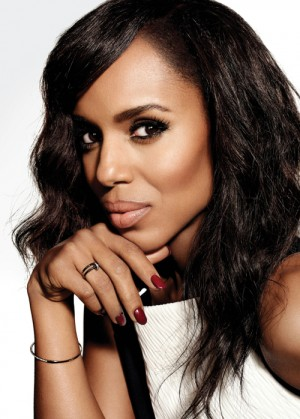Kerry Washington Reveals More Details About Her OPI Nail Polish Collection.