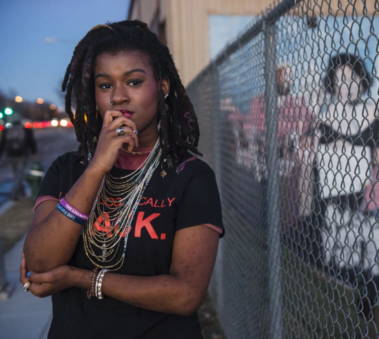 Mikayla Gilliam-Price, Black Lives Matter