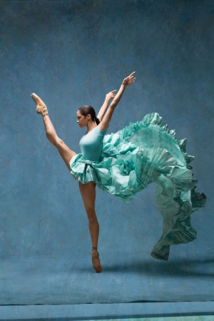 Images. Misty Copeland Channels The Iconic Works of Edgar Degas For Harper's Bazaar.
