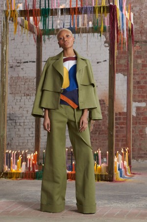Collections. Rosie Assoulin Fall/Winter 2016.